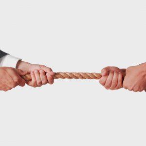 La negociación jiu-jitsu
