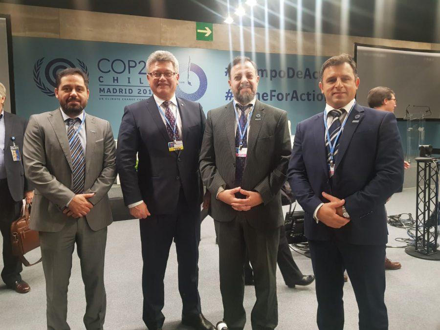 Presentes en la COP25 Madrid – Compliance – Finanzas Sostenibles – Empresas Sustentables – Compromiso con el futuro